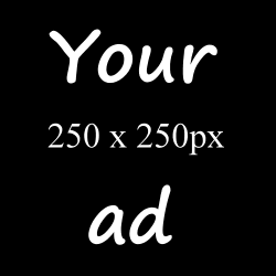 Your ad 250x250
